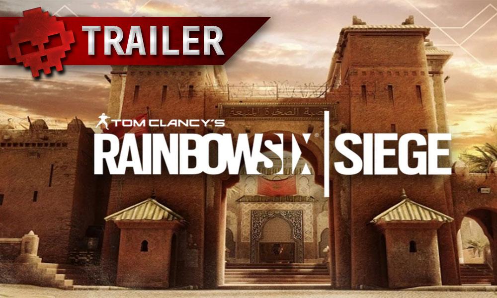 Vignette WL Trailer Forteresse Nouvelle carte de Rainbow Six Siege
