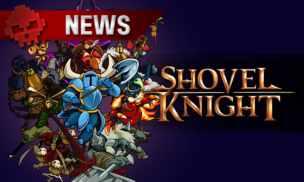 shovel knight vignette