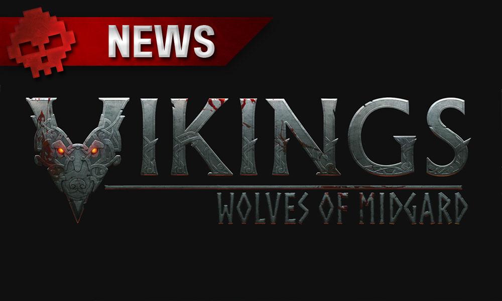 Vikings: Wolves of Midgard - La date de sortie se dévoile en vidéo - Logo