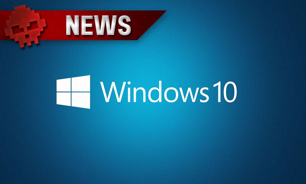 windows 10 une faille permet de passer gratuitement sur l 39 os. Black Bedroom Furniture Sets. Home Design Ideas