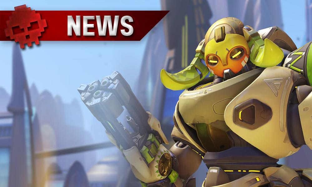 Orisa — Nouveau Héros Overwatch