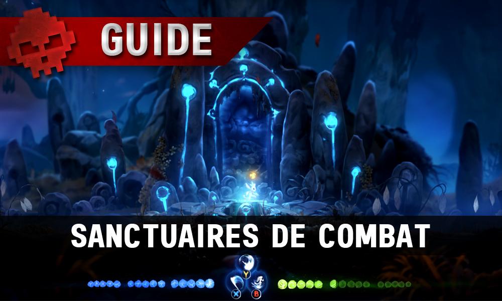 WL guide sanctuaires de combat