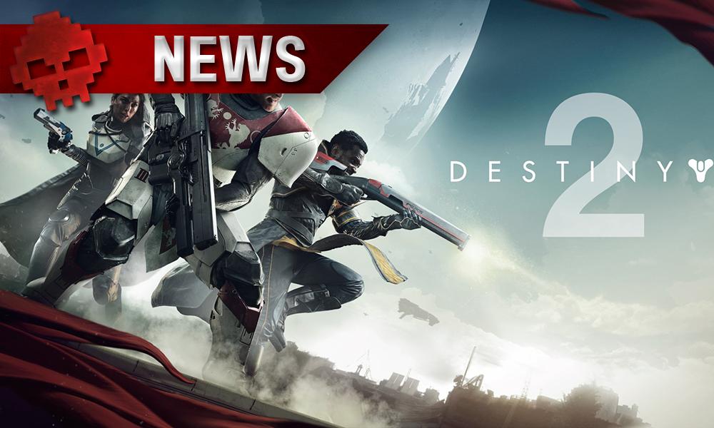 Destiny 2 : La bêta pour le 21 juillet