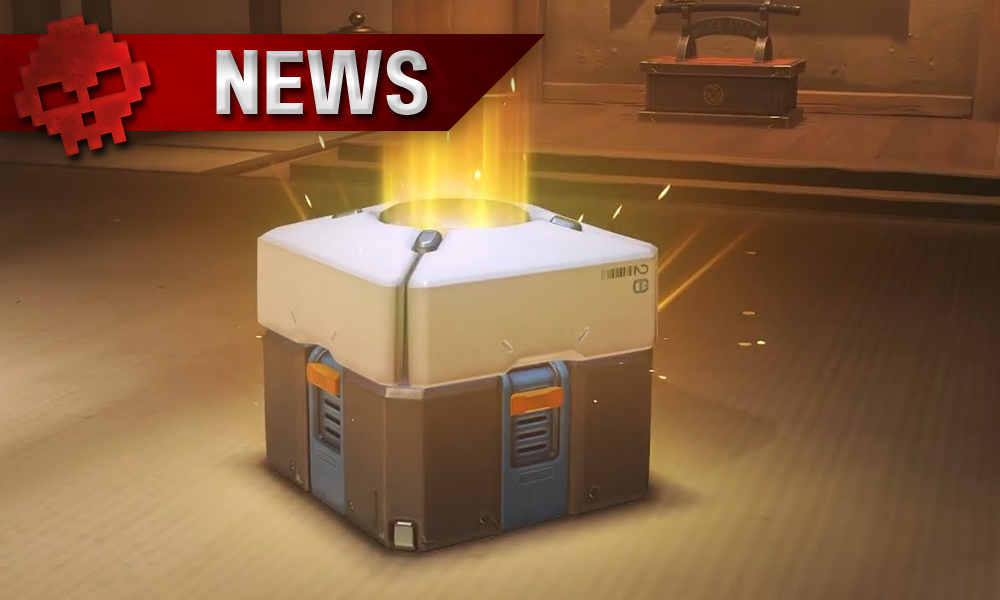 Loot box news