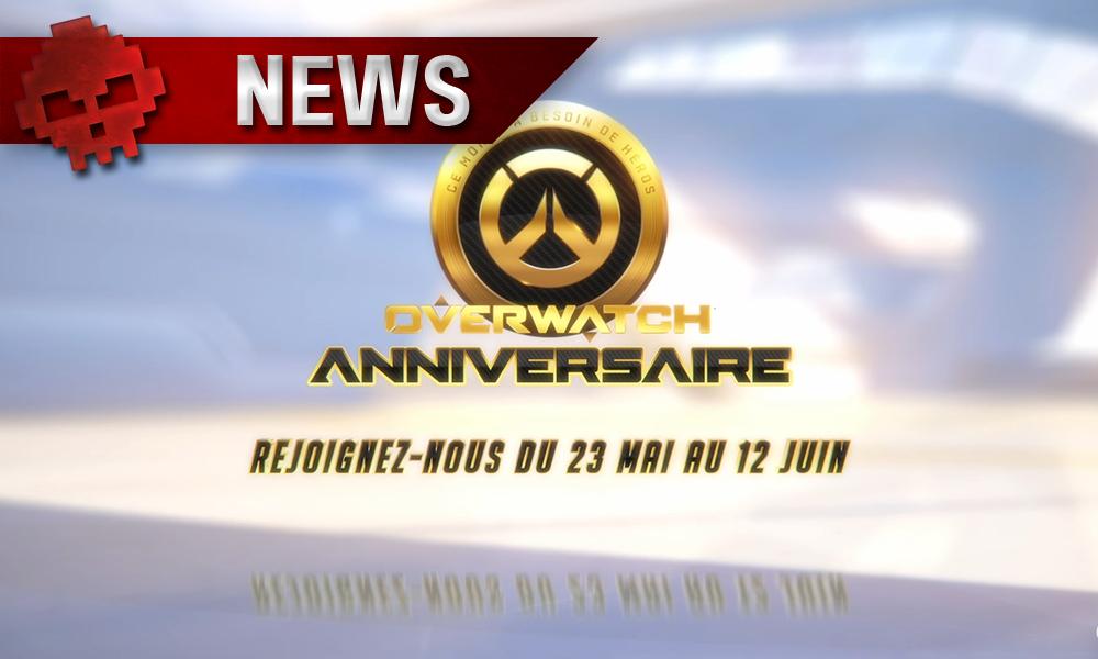 Overwatch - L'événement anniversaire vous coûtera très cher