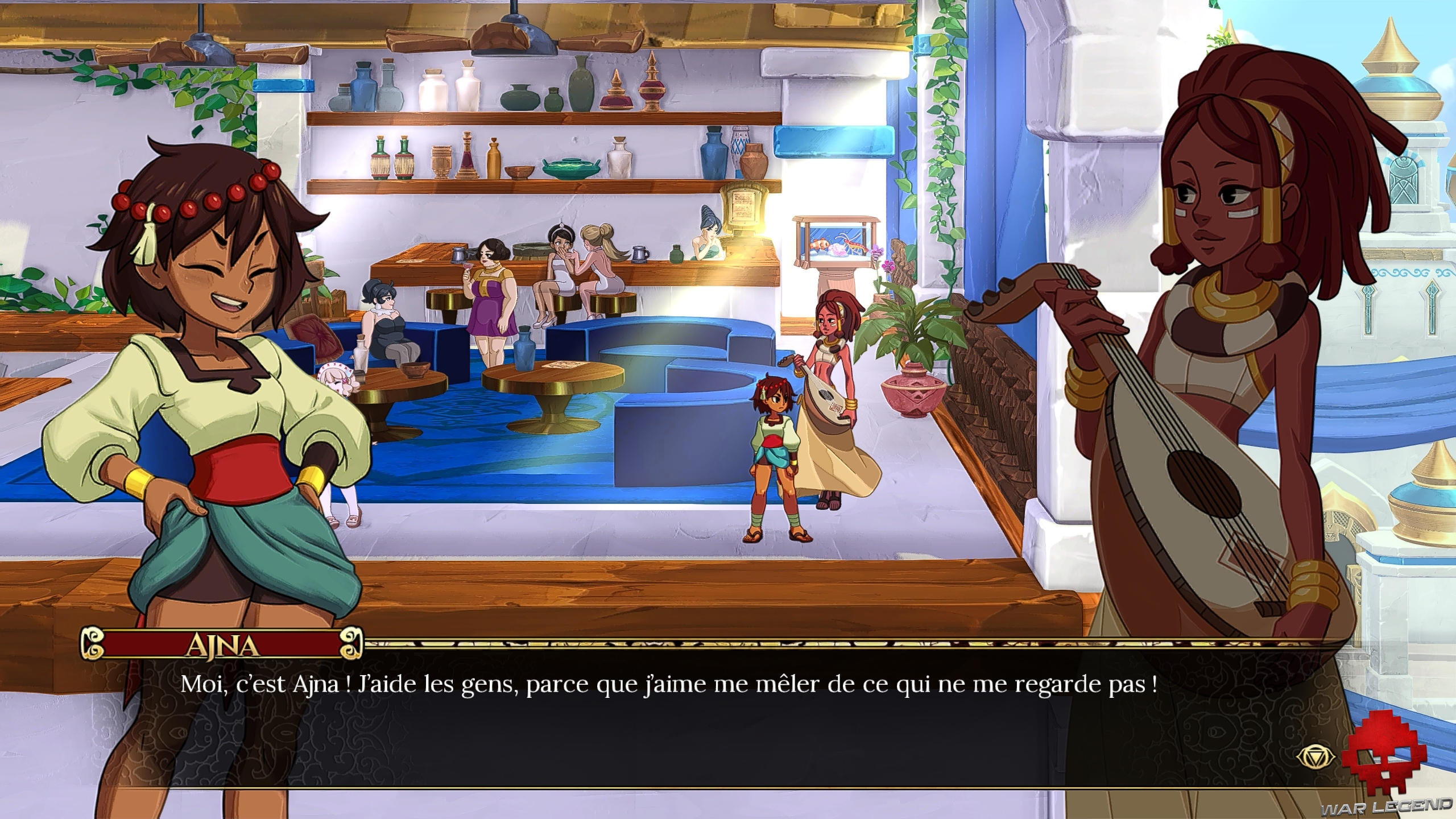 WL test Indivisible