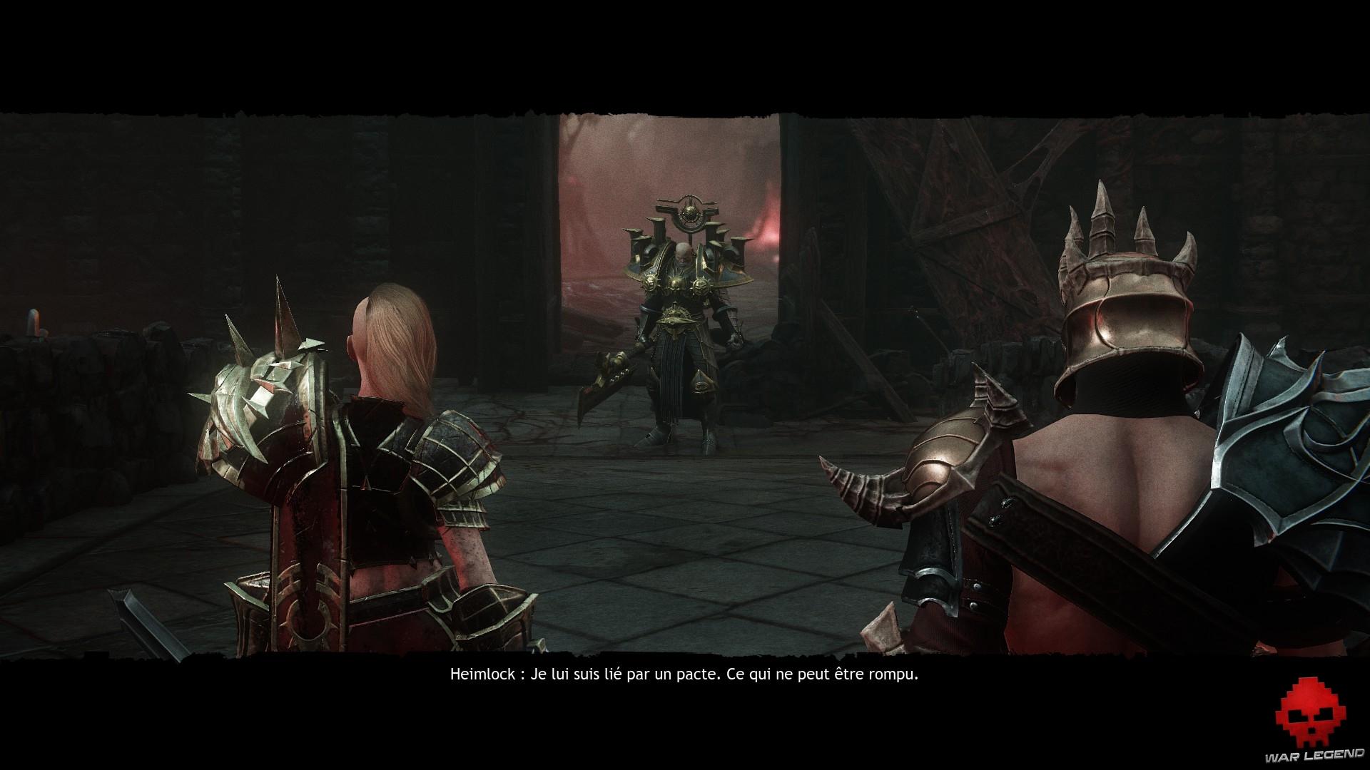 WL wolcen lords of mayhem cutscene
