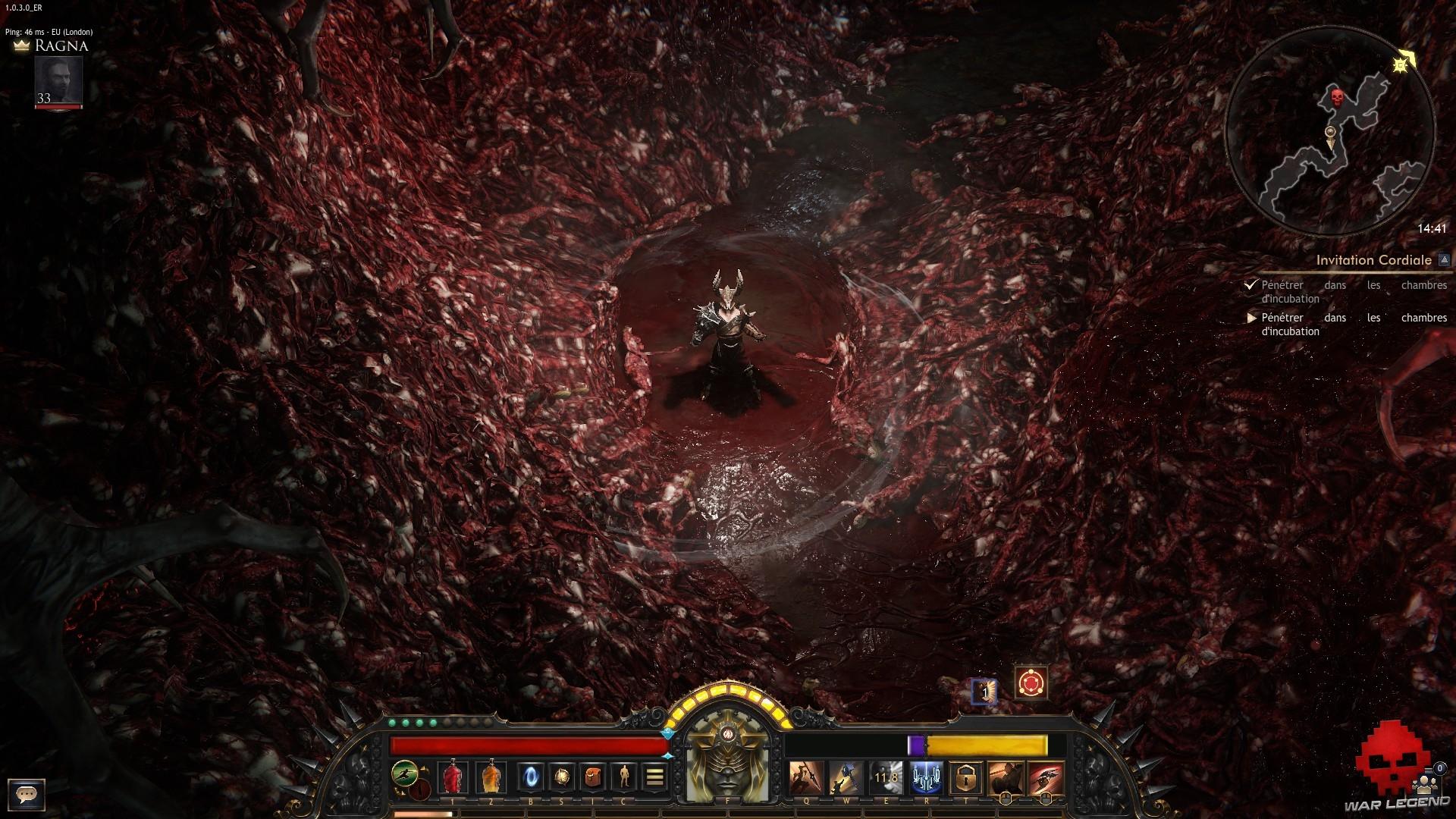 WL wolcen lords of mayhem zone acte 2