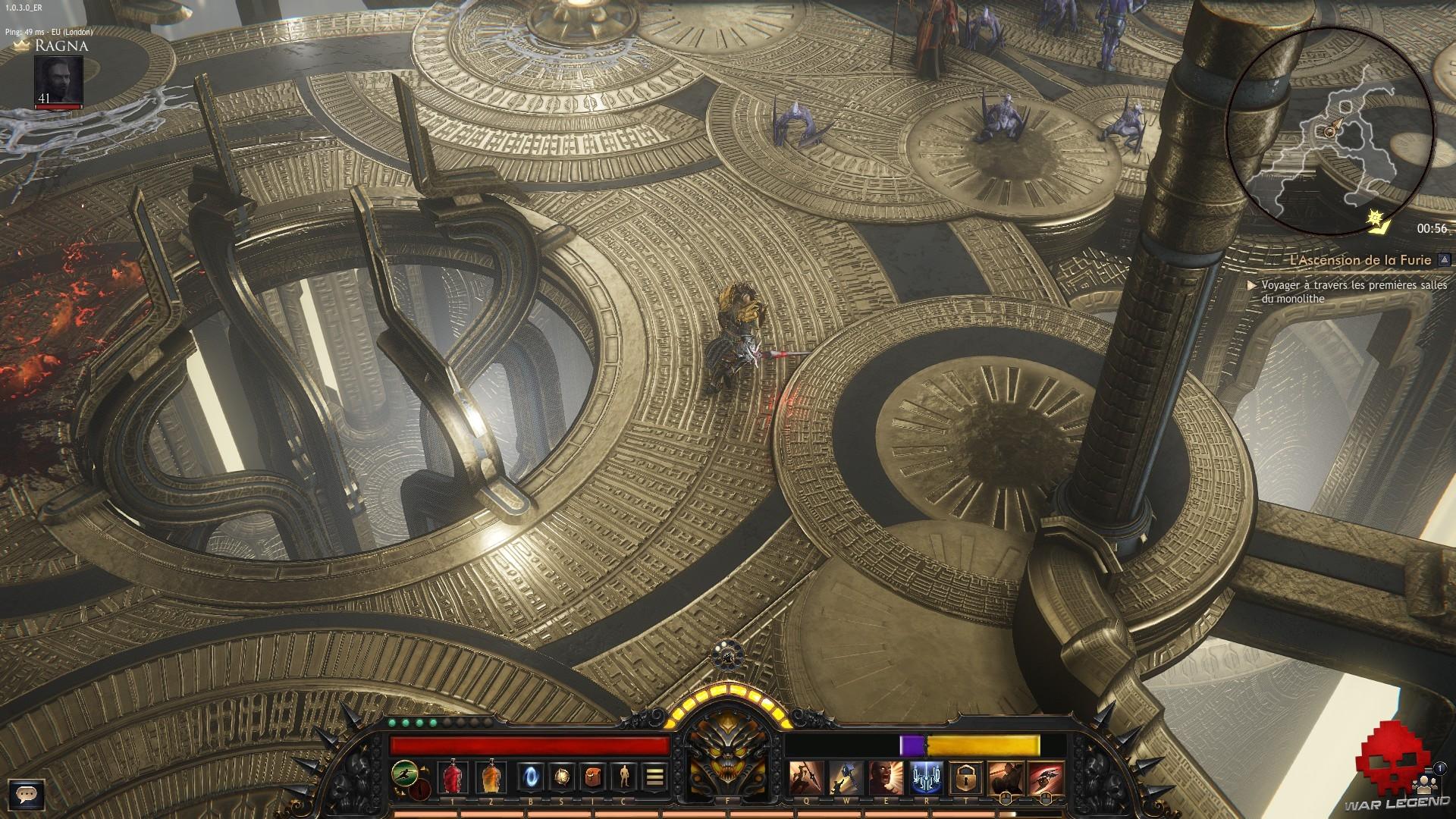WL wolcen lords of mayhem zone acte 3