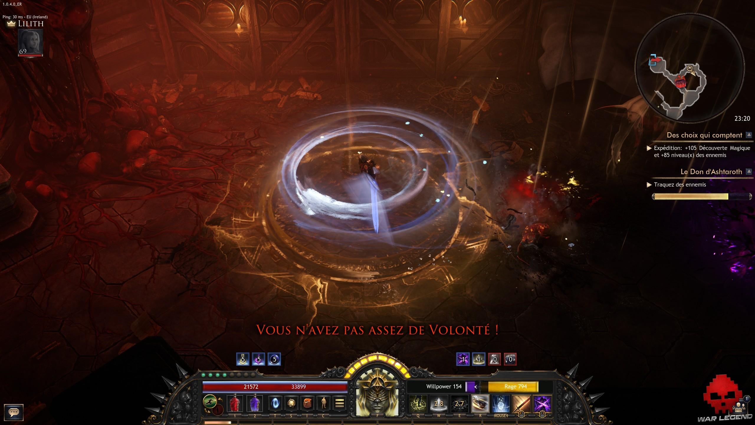 WL wolcen lords of mayhem build hybride