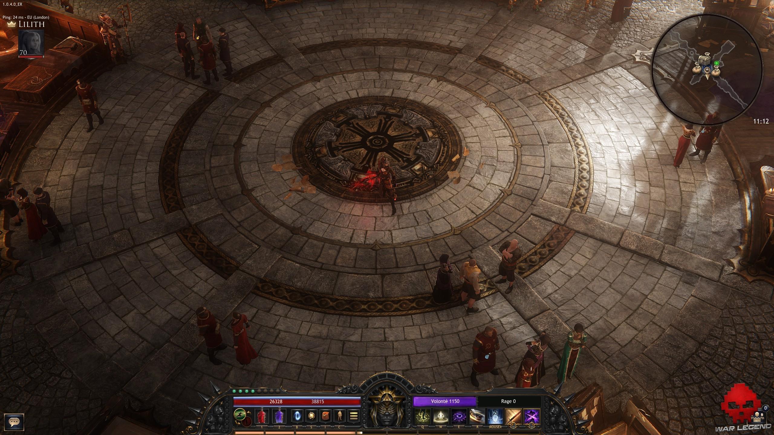 WL wolcen lords of mayhem stormfall