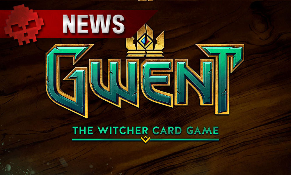 Gwent: The Witcher Card Game - La bêta ouverte est disponible - Logo