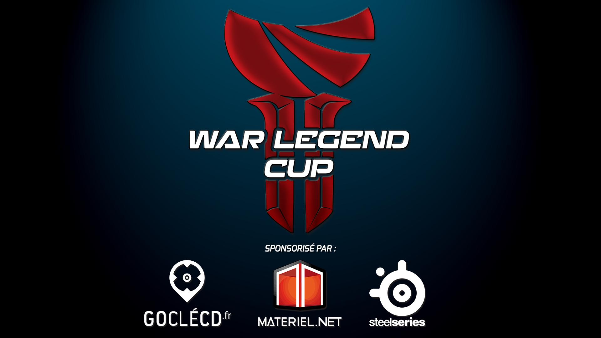 WarLegendCup Sponsors