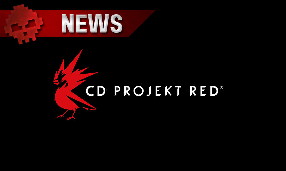 Cd projekt red logo vignette