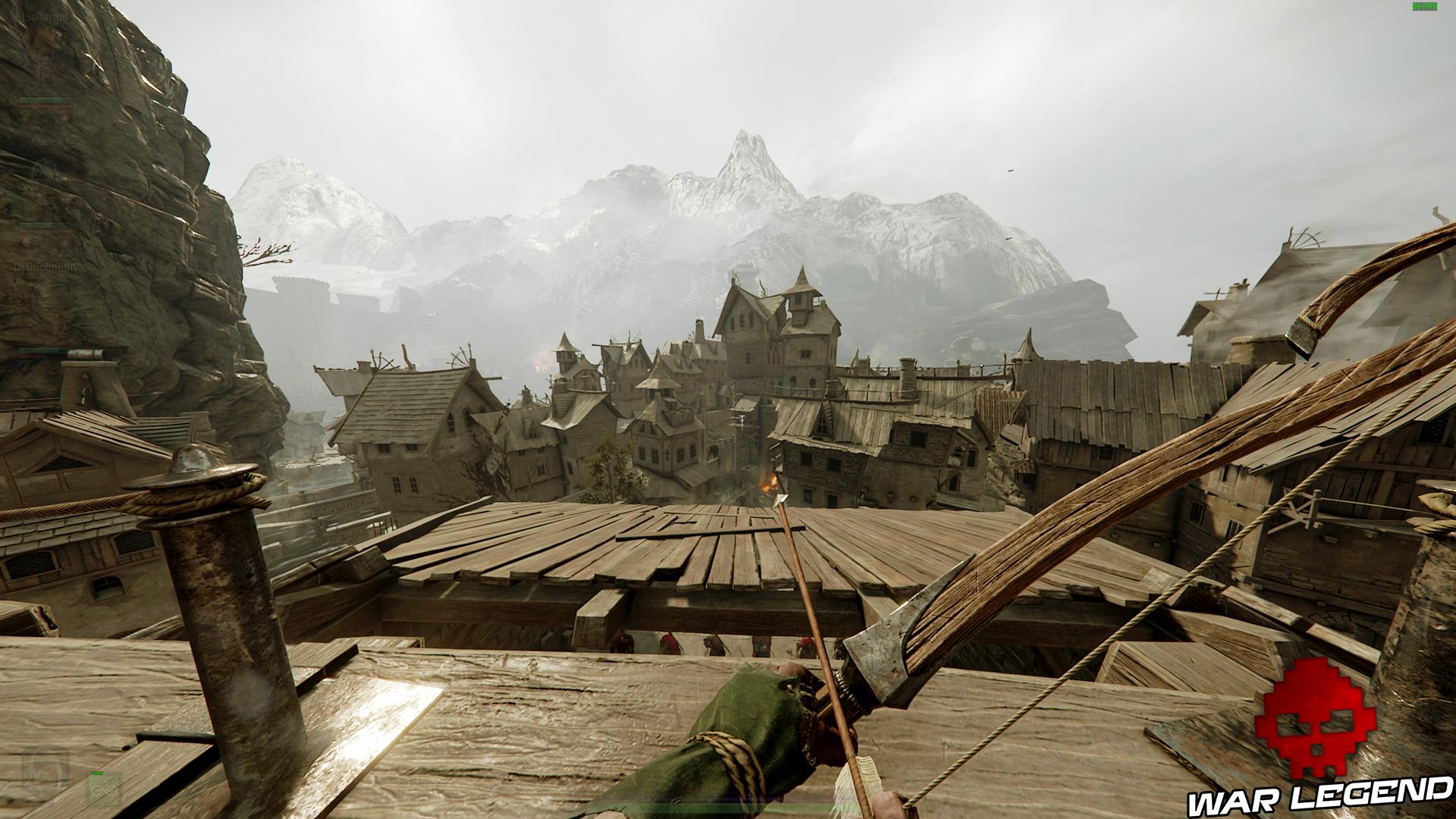 La vue d'ensemble d'une ville