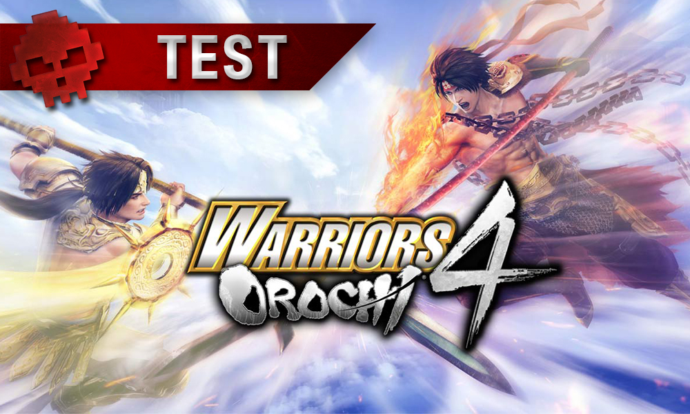 vignette Test Warriors Orochi 4