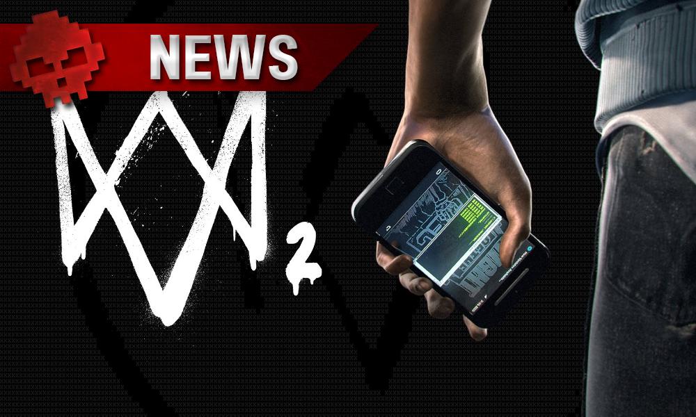 Watch Dogs 2 - Moins de précommandes que prévu