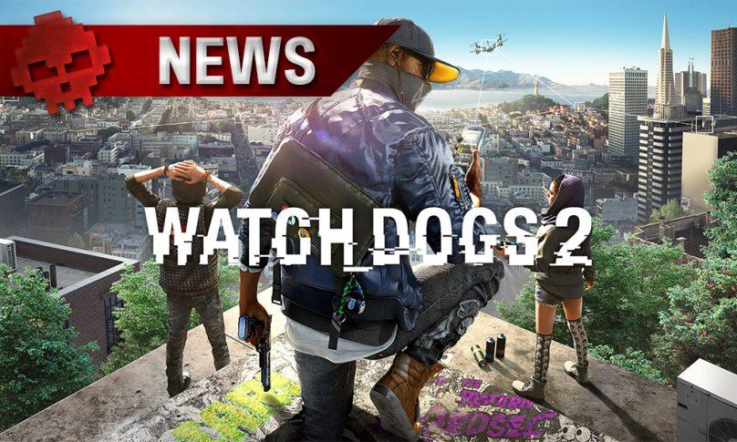 Du contenu exclusif sur la PS4 pour Watch dogs 2