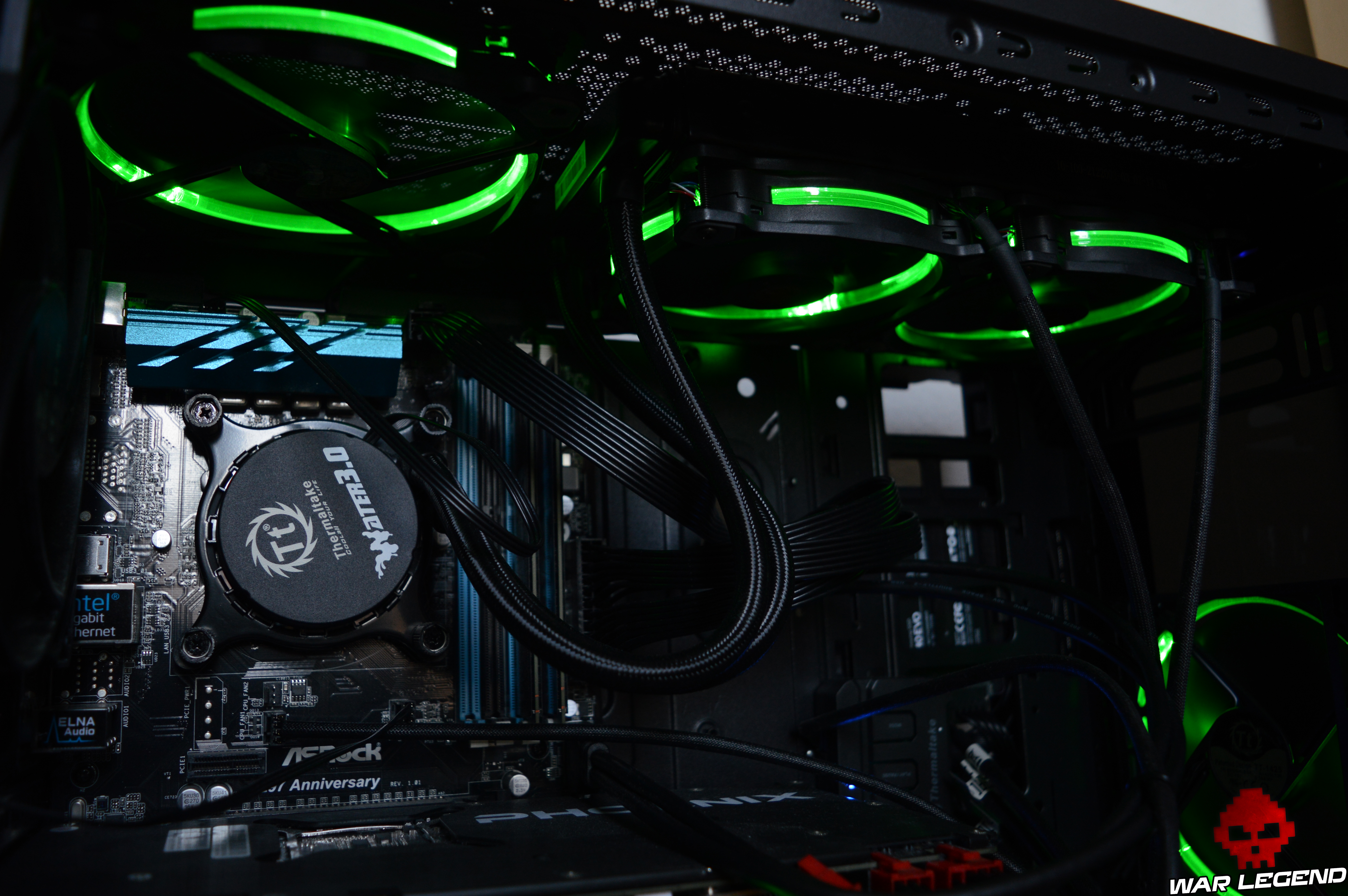 Test Thermaltake Water 3.0 Riing RGB 240 - Le water-cooling pour les nuls