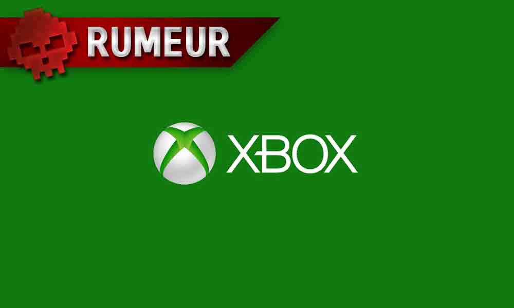 Xbox rumeur vignette