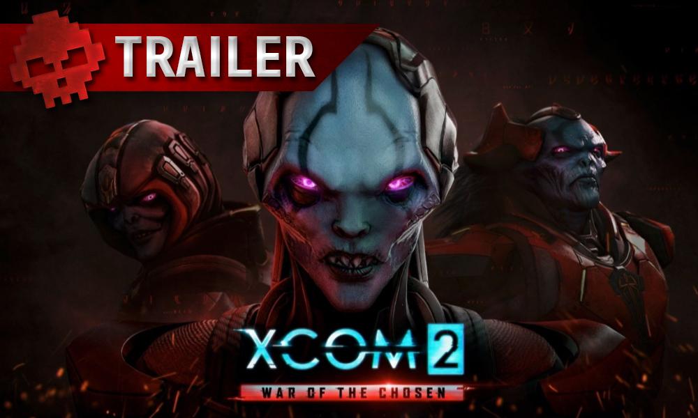 Vignette trailer Xcom 2