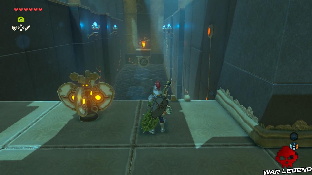 Soluce The Legend of Zelda: Breath of the Wild - Vah'Medoh partie 1 étendue eau