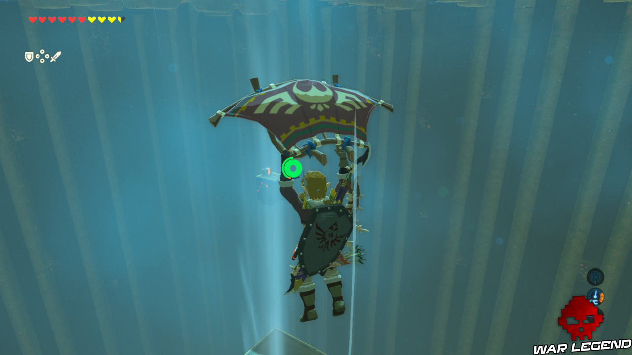 Soluce The Legend of Zelda: Breath of the Wild - Vah'Medoh partie 1 link plane