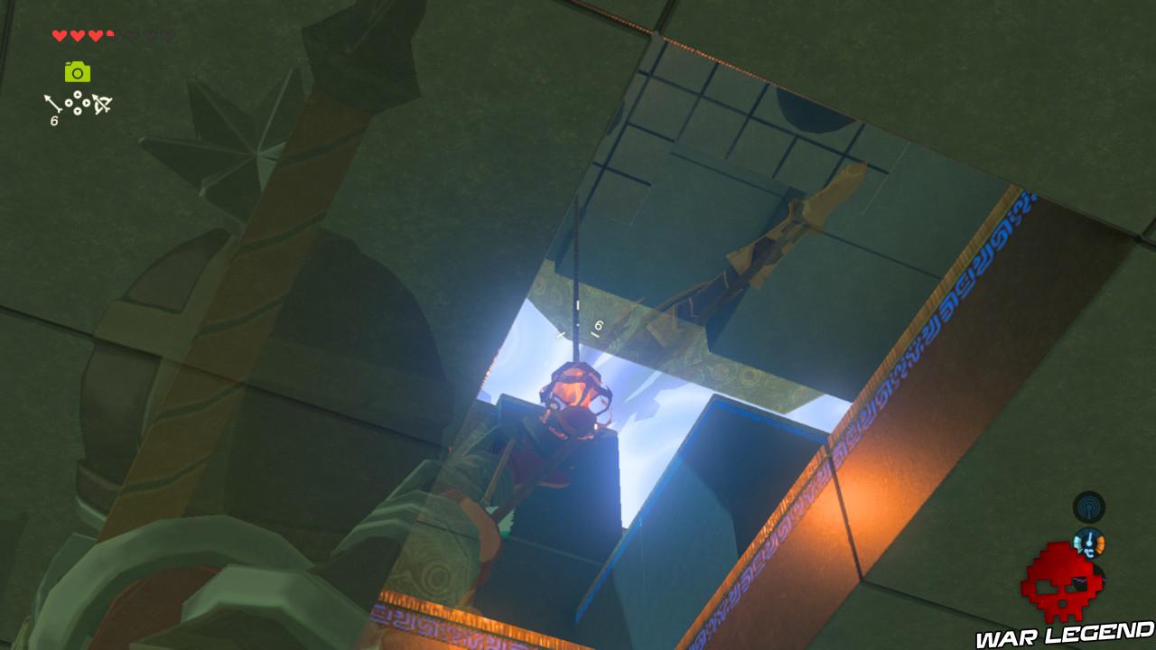 Soluce The Legend of Zelda: Breath of the Wild - Sanctuaires d'Ordinn