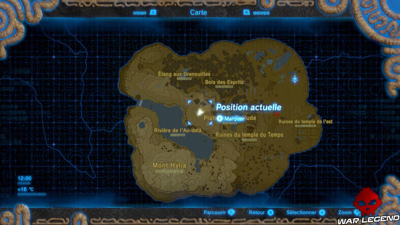 Guide The Legend of Zelda: Breath of the Wild - Recette de