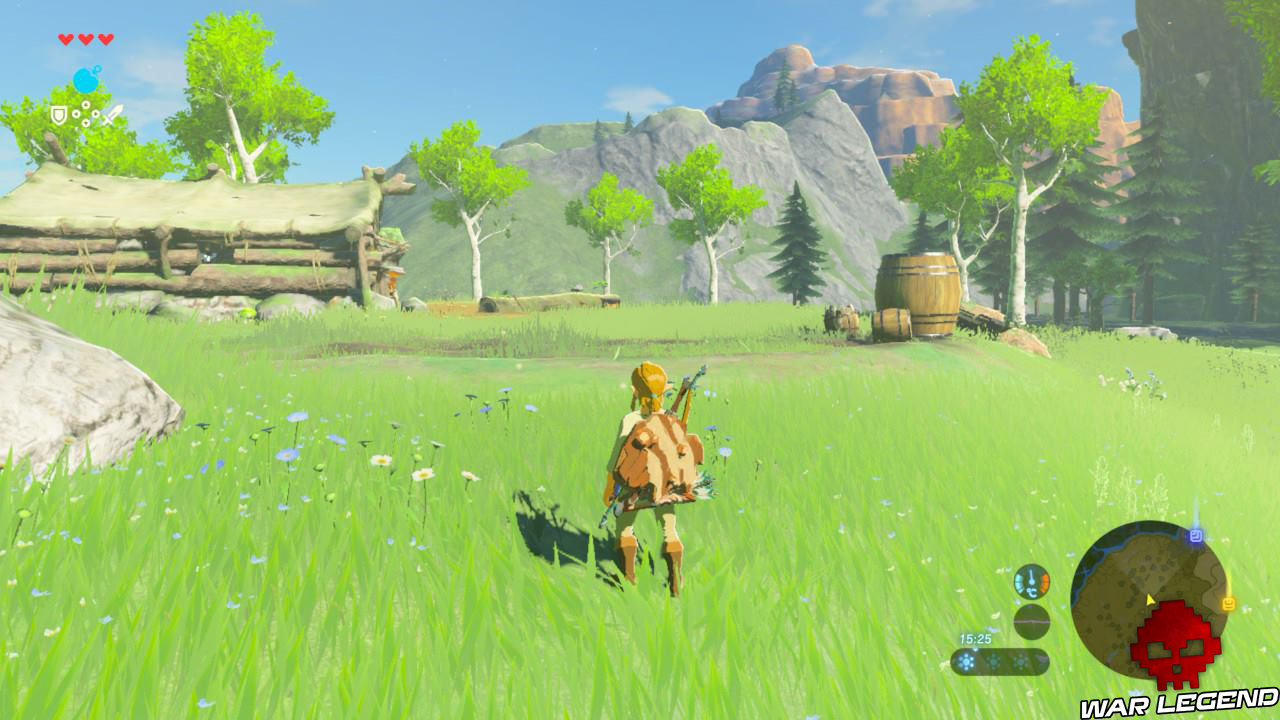 Recette Zelda The Wild Grillade Of De Breath Guide Legend nBqSZgqw