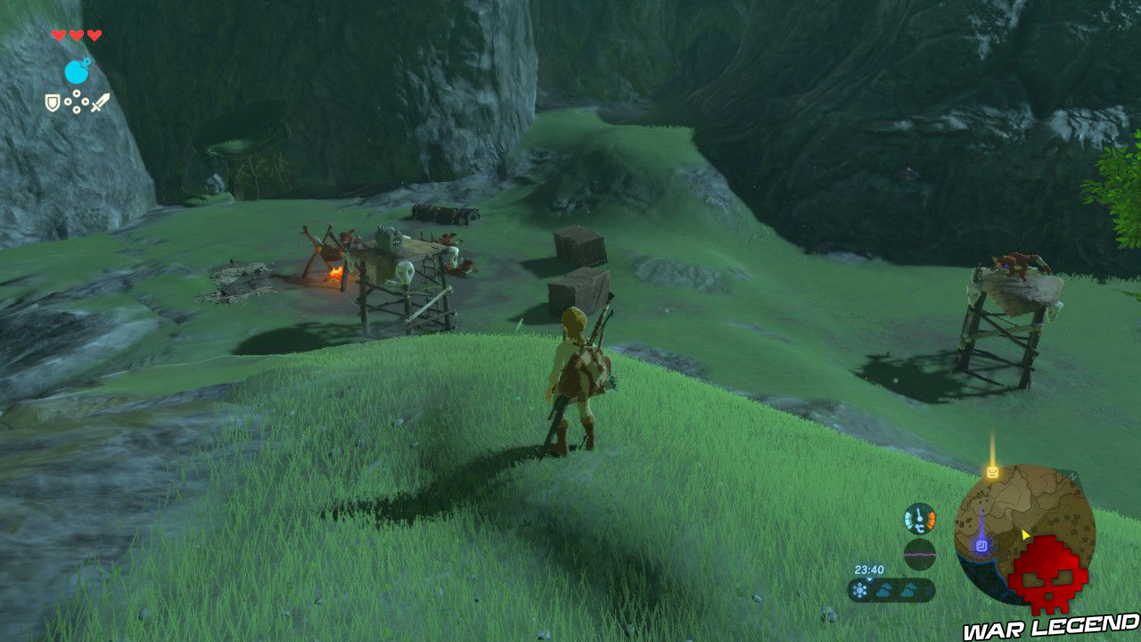 Soluce The Legend of Zelda: Breath of the Wild - Le