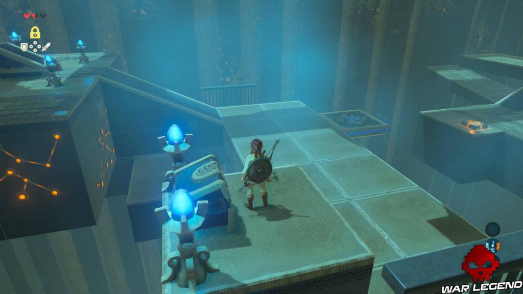 Guide The Legend of Zelda: Breath of the Wild – Les bons réflexes pour bien démarrer En quête d'Impa sanctuaire