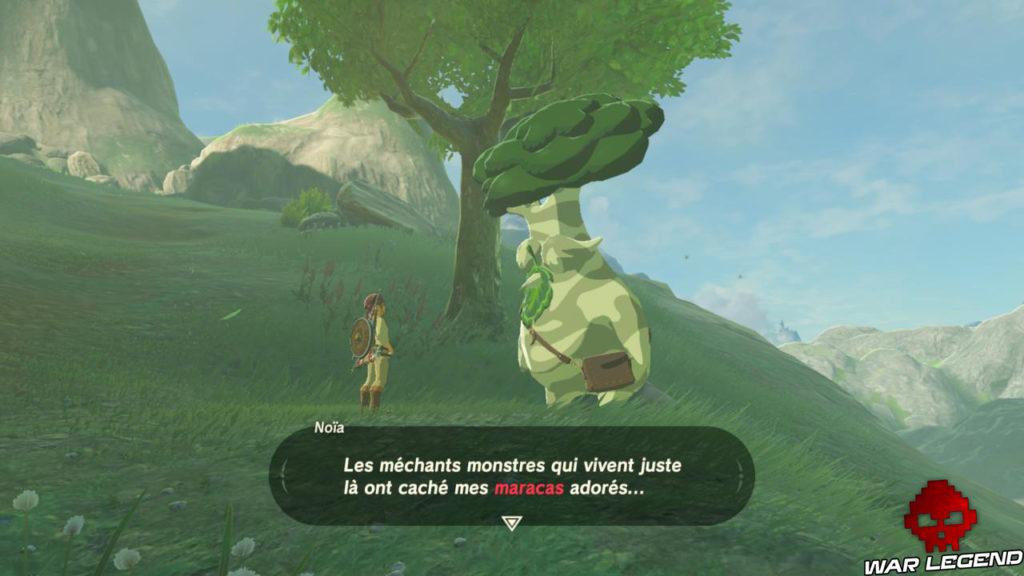 Guide The Legend of Zelda: Breath of the Wild – Les bons réflexes pour bien démarrer Noïa