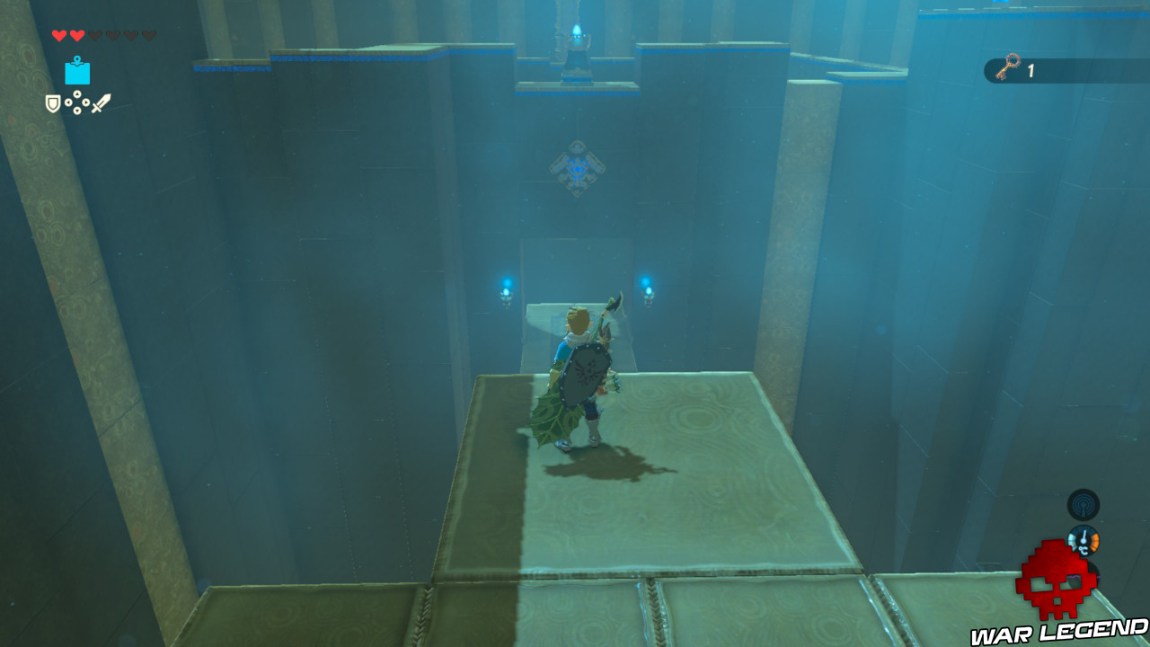 Soluce The Legend of Zelda: Breath of the Wild - Les créatures divines partie 3 ouverture