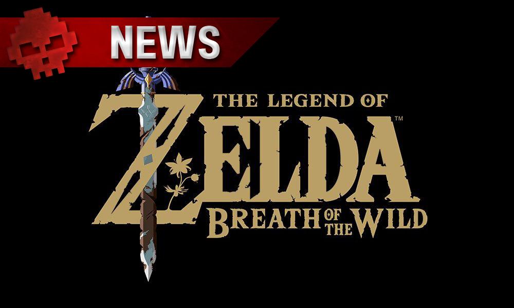 The Legend of Zelda: Breath of the Wild - Quelques détails sur les DLC à venir Logo