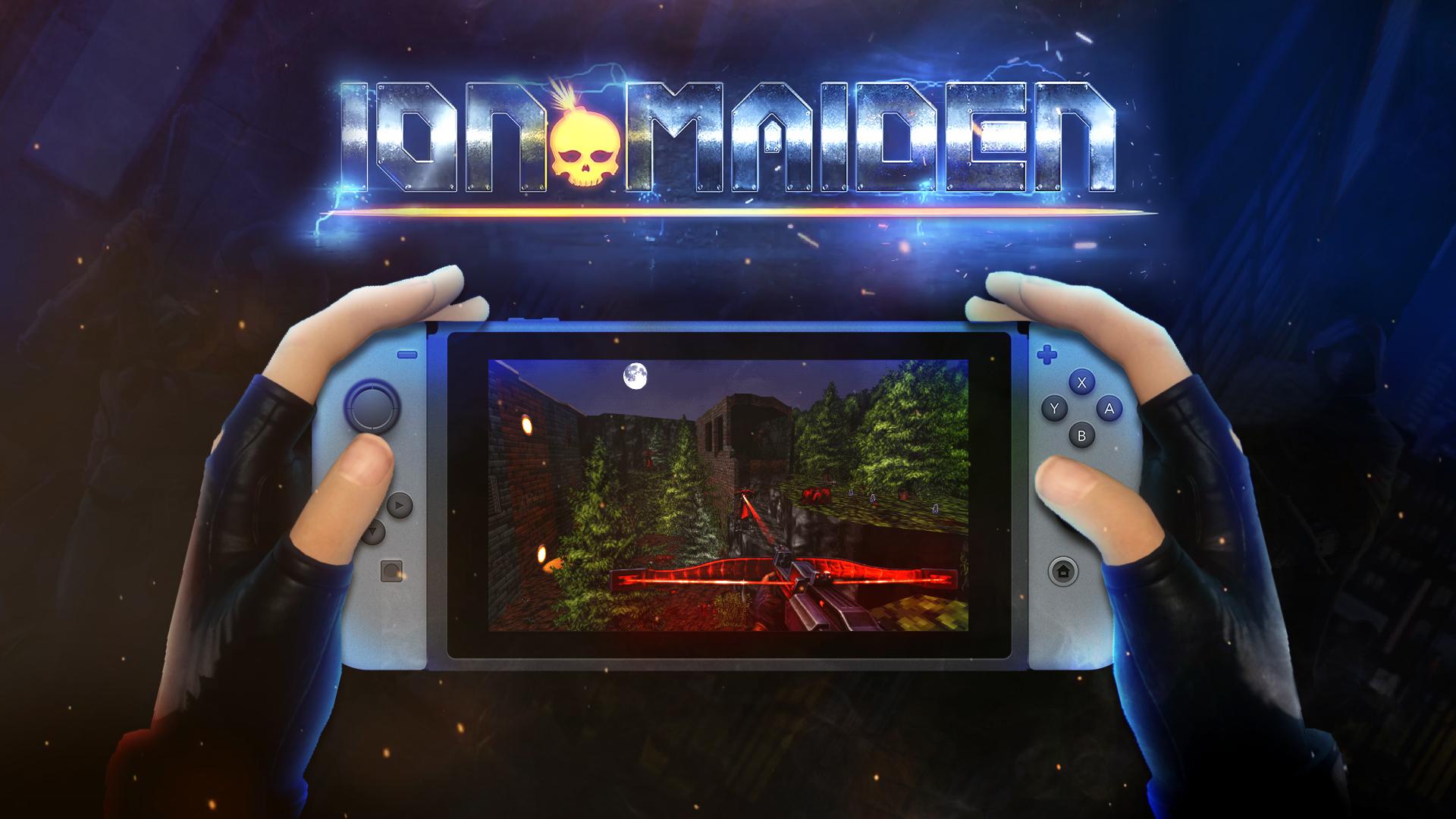 Ion Maiden sur Nintendo Switch
