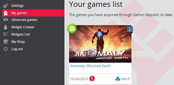 anomaly free