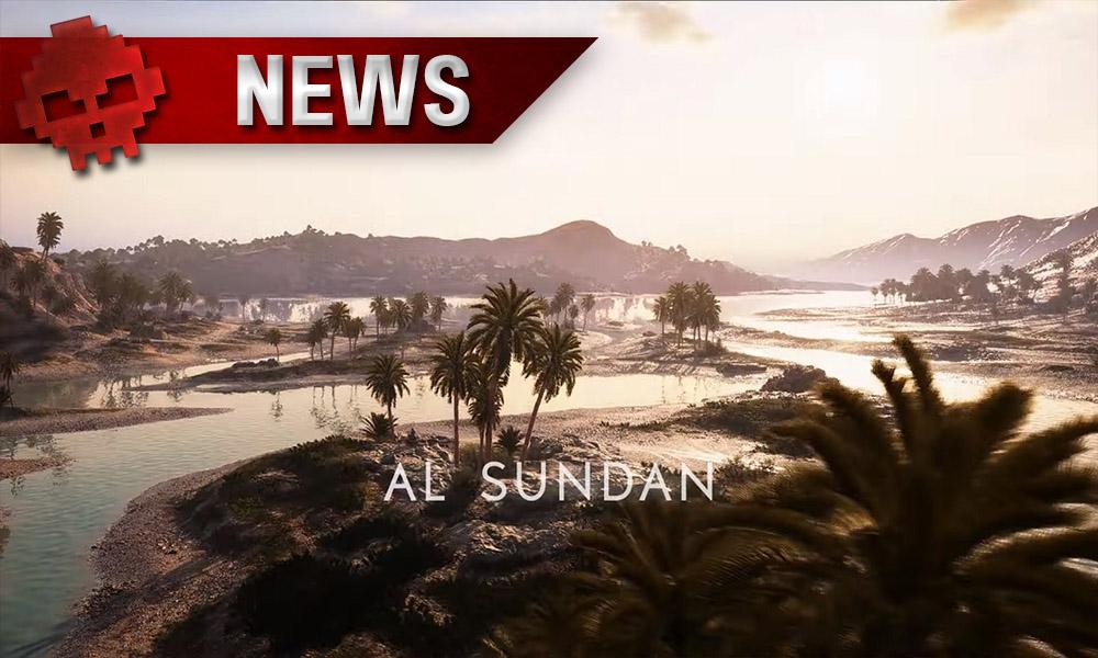 battlefield V al sundan