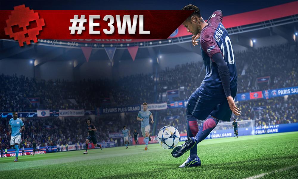 FIFA 20 E3