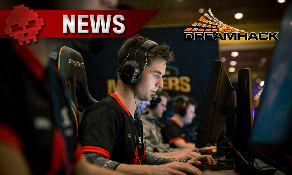 CS: GO - DreamHack Masters Las Vegas : éliminations et qualifications