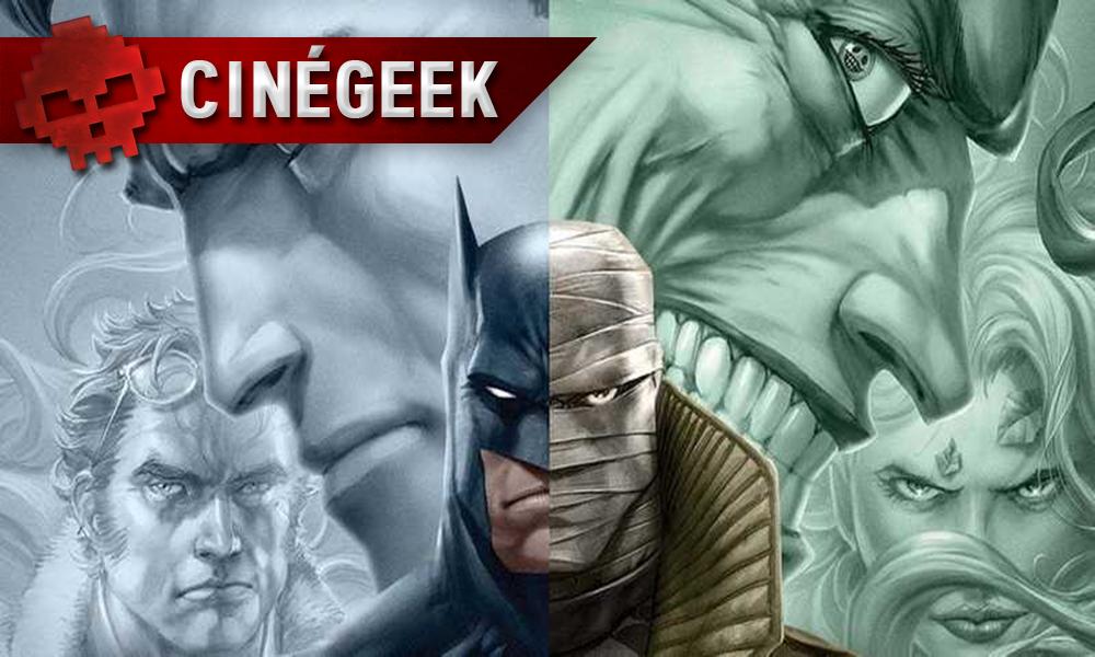 Batman: Hush Vignette Cinegeek