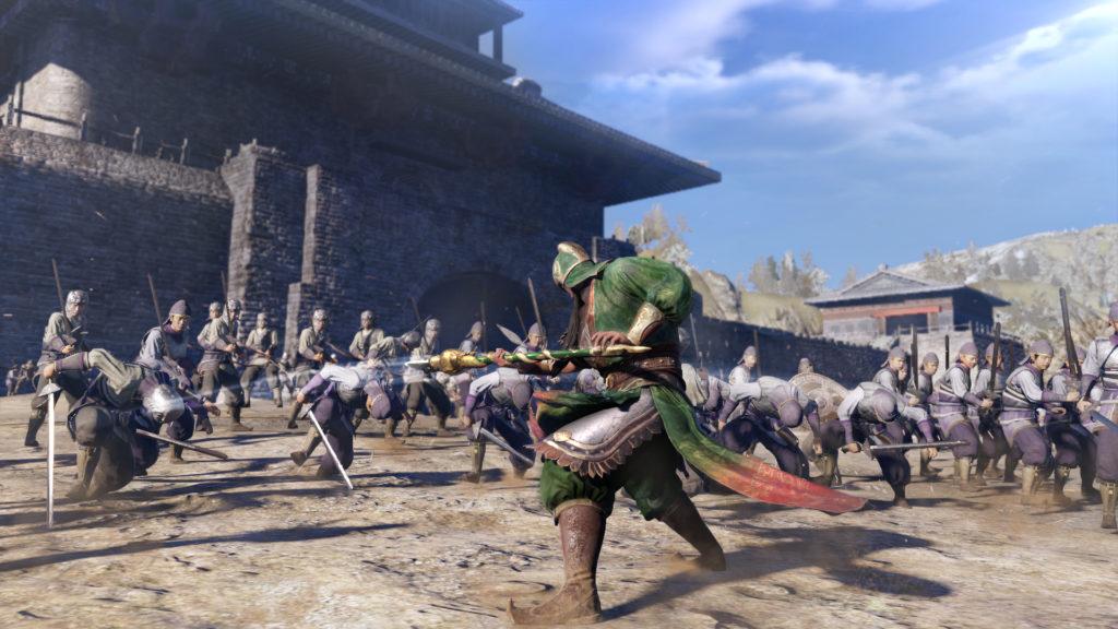Dynasty Warriors 9 - Le célèbre musô annonce son retour