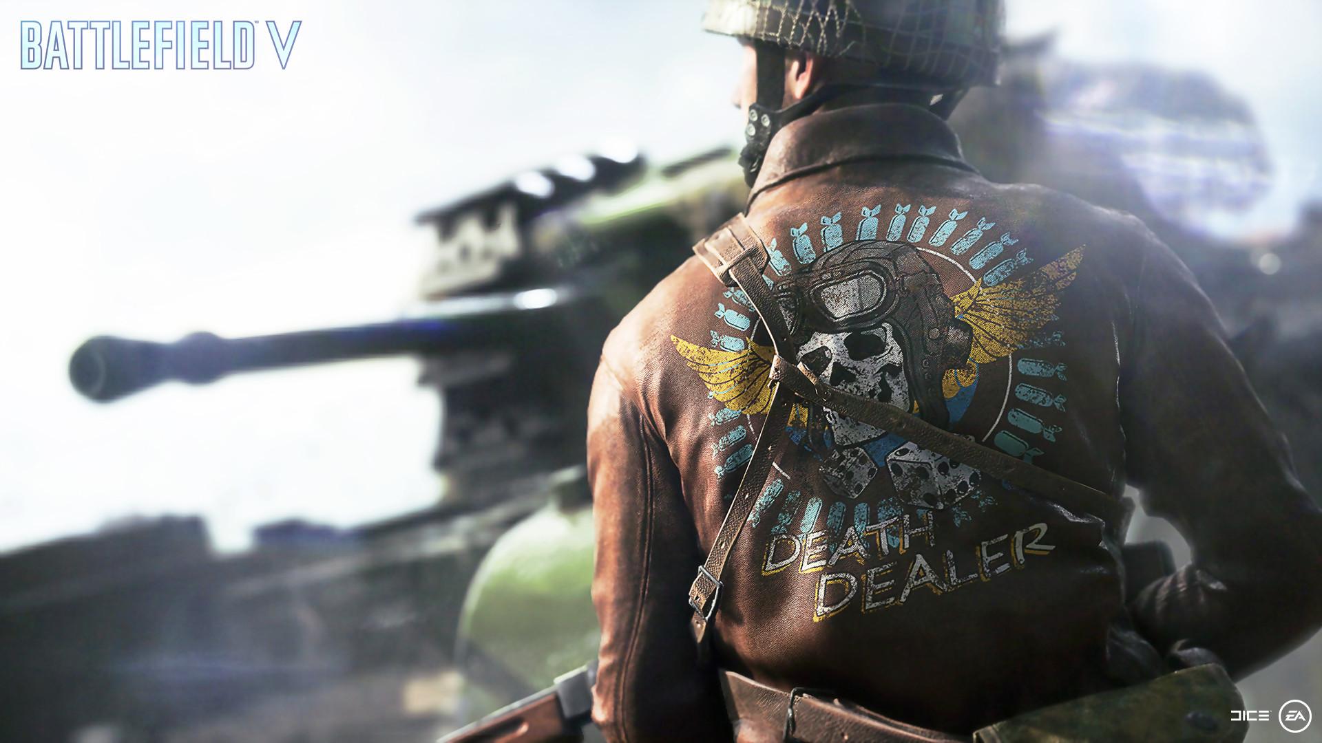 Battlefield V - Death Dealer