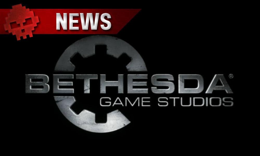 Bethesda précise son heure d'arrivée pour l'E3 2017 Logo