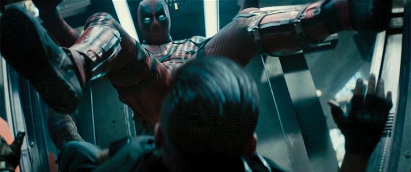 Deadpool 2 met ses baloches sur cable