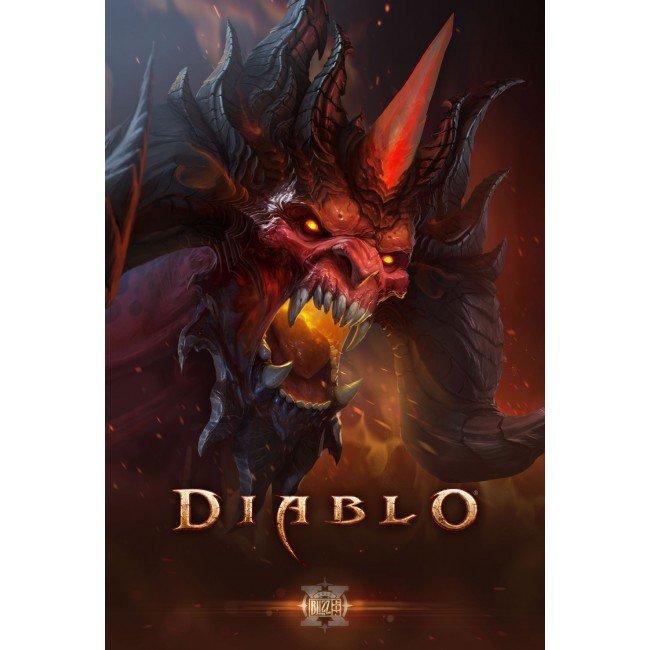 La Blizzcon 2016 démarre ce soir poster Diablo