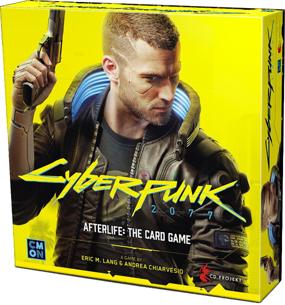 Cyberpunk 2077 - Afterlife: The Card Game annoncé