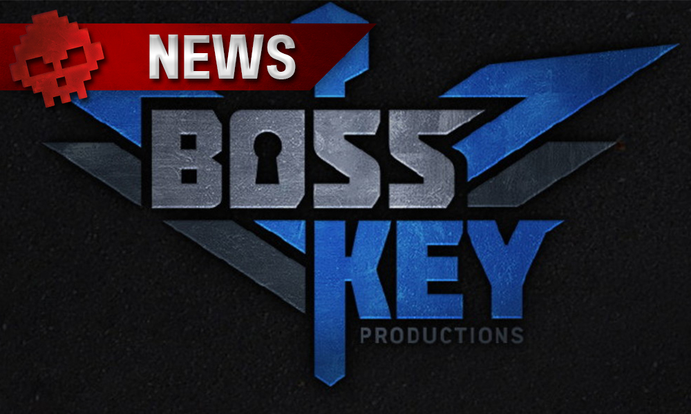 Logo Boss Key Production