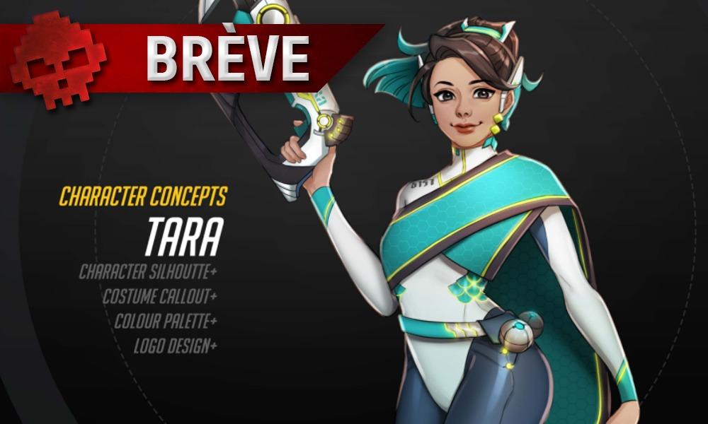 Overwatch Une étudiante En Graphisme Thaïlandaise Crée Un