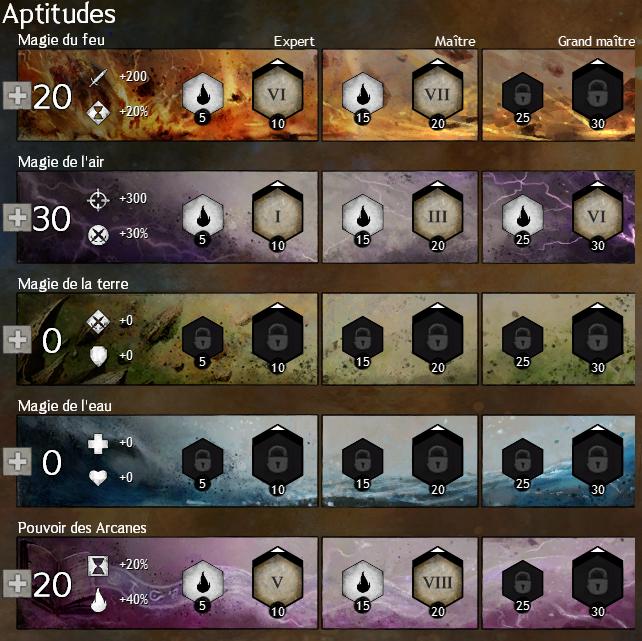 Build Elementalist Feu Guild Wars